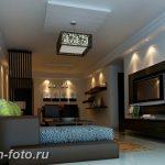 фото Свет в интерьере гостиной 22.01.2019 №270 - Light in the interior - design-foto.ru