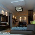 фото Свет в интерьере гостиной 22.01.2019 №276 - Light in the interior - design-foto.ru