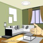 фото Свет в интерьере гостиной 22.01.2019 №280 - Light in the interior - design-foto.ru