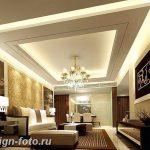 фото Свет в интерьере гостиной 22.01.2019 №287 - Light in the interior - design-foto.ru