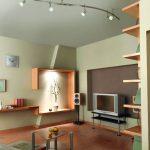 фото Свет в интерьере гостиной 22.01.2019 №291 - Light in the interior - design-foto.ru