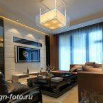 фото Свет в интерьере гостиной 22.01.2019 №304 - Light in the interior - design-foto.ru