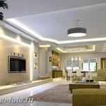 фото Свет в интерьере гостиной 22.01.2019 №391 - Light in the interior - design-foto.ru