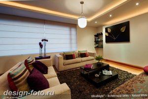 фото Свет в интерьере гостиной 22.01.2019 №396 - Light in the interior - design-foto.ru