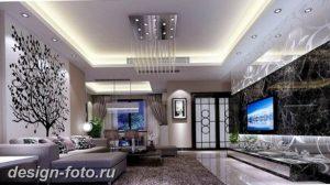 фото Свет в интерьере гостиной 22.01.2019 №445 - Light in the interior - design-foto.ru
