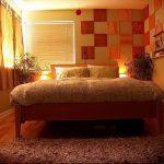 фото Свет в интерьере спальни от 11.05.2018 №008 - Light in the interior - design-foto.ru