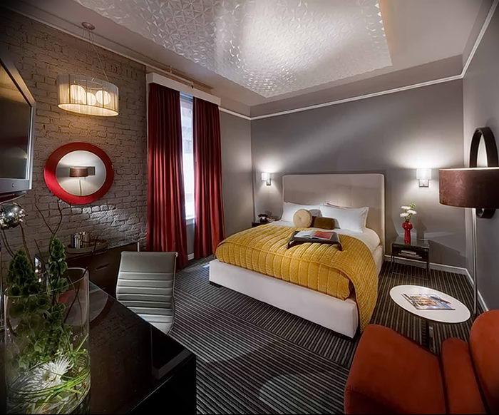 фото Свет в интерьере спальни от 11.05.2018 №012 - Light in the interior - design-foto.ru