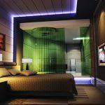 фото Свет в интерьере спальни от 11.05.2018 №036 - Light in the interior - design-foto.ru