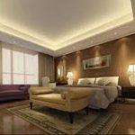 фото Свет в интерьере спальни от 11.05.2018 №051 - Light in the interior - design-foto.ru