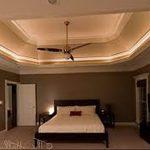 фото Свет в интерьере спальни от 11.05.2018 №054 - Light in the interior - design-foto.ru