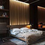 фото Свет в интерьере спальни от 11.05.2018 №063 - Light in the interior - design-foto.ru
