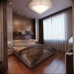 фото Свет в интерьере спальни от 11.05.2018 №070 - Light in the interior - design-foto.ru