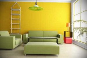 фото пример желтого цвета в интерьере 09.10.2019 №009 -yellow in interior- design-foto.ru