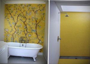 фото пример желтого цвета в интерьере 09.10.2019 №016 -yellow in interior- design-foto.ru