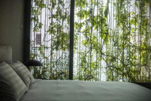 фото пример зеленого в интерьере 06.10.2019 №007 -green in the interior- design-foto.ru