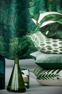 фото пример зеленого в интерьере 06.10.2019 №011 -green in the interior- design-foto.ru