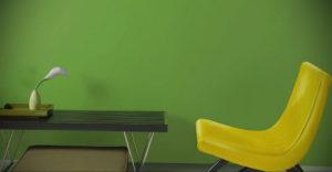 фото пример зеленого в интерьере 06.10.2019 №020 -green in the interior- design-foto.ru