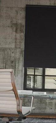 черные жалюзи в интерьере 19.09.2019 №023 — black blinds in the interior — design-foto.ru