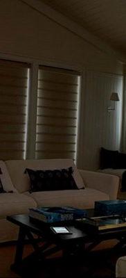 черные жалюзи в интерьере 19.09.2019 №026 — black blinds in the interior — design-foto.ru