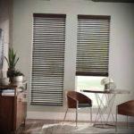 черные жалюзи в интерьере 19.09.2019 №048 - black blinds in the interior - design-foto.ru