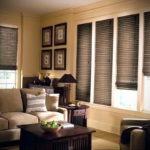 черные жалюзи в интерьере 19.09.2019 №050 - black blinds in the interior - design-foto.ru