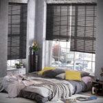 черные жалюзи в интерьере 19.09.2019 №065 - black blinds in the interior - design-foto.ru