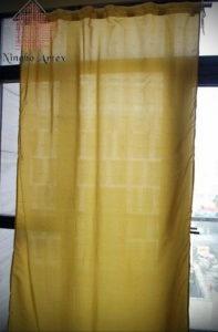 шторы желтого цвета в интерьере 09.10.2019 №043 -yellow in interior- design-foto.ru