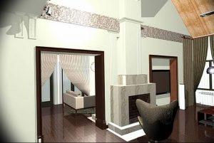 Фото Интерьер со вторым светом от 01.10.2018 №002 - Interior with a secon - design-foto.ru