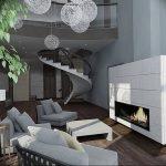 Фото Интерьер со вторым светом от 01.10.2018 №135 - Interior with a secon - design-foto.ru