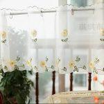 Фото Цветы в интерьере кухни от 26.09.2018 №015 - Flowers in the interior - design-foto.ru
