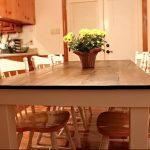Фото Цветы в интерьере кухни от 26.09.2018 №016 - Flowers in the interior - design-foto.ru