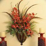 Фото Цветы в интерьере кухни от 26.09.2018 №021 - Flowers in the interior - design-foto.ru