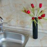 Фото Цветы в интерьере кухни от 26.09.2018 №022 - Flowers in the interior - design-foto.ru