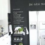 Фото Цветы в интерьере кухни от 26.09.2018 №023 - Flowers in the interior - design-foto.ru