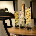 Фото Цветы в интерьере кухни от 26.09.2018 №034 - Flowers in the interior - design-foto.ru