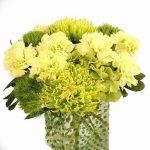 Фото Цветы в интерьере кухни от 26.09.2018 №055 - Flowers in the interior - design-foto.ru