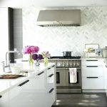 Фото Цветы в интерьере кухни от 26.09.2018 №066 - Flowers in the interior - design-foto.ru