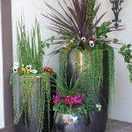 Фото Цветы в интерьере кухни от 26.09.2018 №067 - Flowers in the interior - design-foto.ru