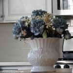 Фото Цветы в интерьере кухни от 26.09.2018 №102 - Flowers in the interior - design-foto.ru
