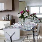 Фото Цветы в интерьере кухни от 26.09.2018 №133 - Flowers in the interior - design-foto.ru