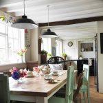Фото Цветы в интерьере кухни от 26.09.2018 №151 - Flowers in the interior - design-foto.ru