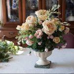 Фото Цветы в интерьере кухни от 26.09.2018 №162 - Flowers in the interior - design-foto.ru