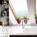 Фото Цветы в интерьере кухни от 26.09.2018 №173 - Flowers in the interior - design-foto.ru