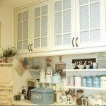 Фото Цветы в интерьере кухни от 26.09.2018 №182 - Flowers in the interior - design-foto.ru