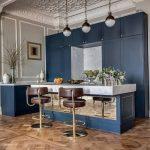 Фото Цветы в интерьере кухни от 26.09.2018 №236 - Flowers in the interior - design-foto.ru