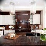 Фото Цветы в интерьере кухни от 26.09.2018 №247 - Flowers in the interior - design-foto.ru