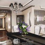 Фото Цветы в интерьере кухни от 26.09.2018 №263 - Flowers in the interior - design-foto.ru