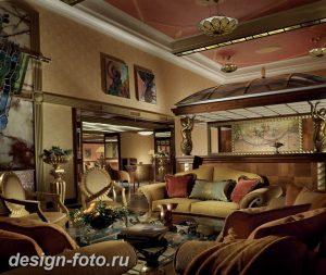 фото Стиль Арт-деко в интерьере 21.01.2019 №272 - Art Deco style - design-foto.ru