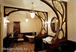 фото Стиль модерн в интерьере 21.01.2019 №010 - Art Nouveau in interior - design-foto.ru