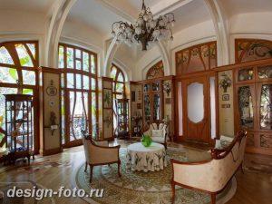 фото Стиль модерн в интерьере 21.01.2019 №012 - Art Nouveau in interior - design-foto.ru